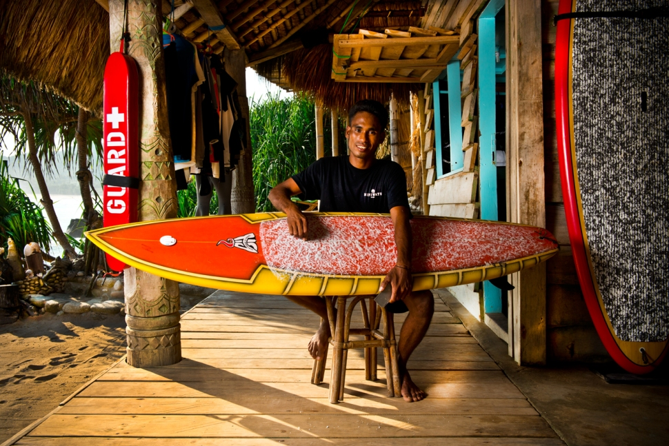 Sumba Surf Camp