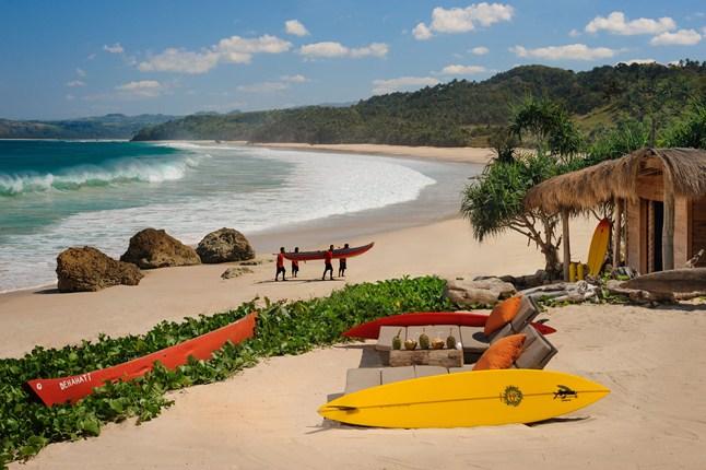 Nihiwatu Resort in Sumba