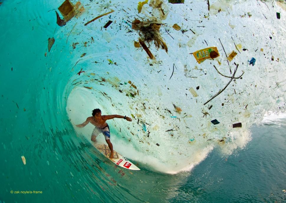 Trash Surf