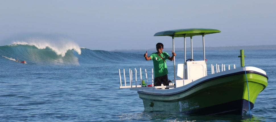 T Land Surf Rote Indonesia