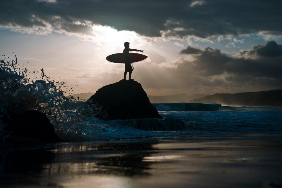 Nihiwatu Surf