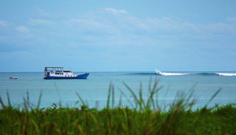 Lagundri Bay, Nias